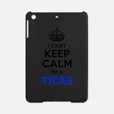 I can't keep calm Im TICAS iPad Mini Case
