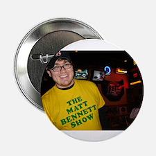 """Matt Bennett Show at the Bar 2.25"""" Button (10 pac"""