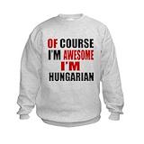 Hungarian Crew Neck