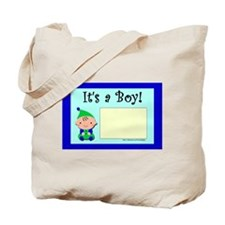 It's a Boy! Tote Bag