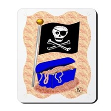 Pirate Booty Mousepad