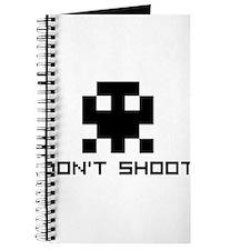 Don't Shoot Journal
