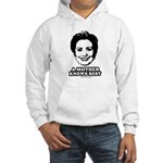Hillary Clinton: A mother knows best Hooded Sweats