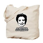 Hillary Clinton: A mother knows best Tote Bag