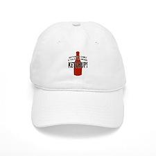 Put on Enough Ketchup Baseball Cap