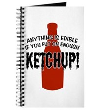 Put on Enough Ketchup Journal