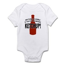 Put on Enough Ketchup Infant Bodysuit