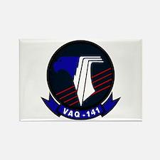 VAQ 141 Shadowhawks Rectangle Magnet