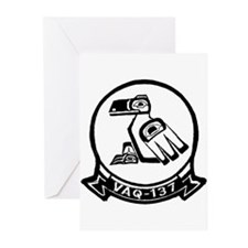 VAQ 137 Rooks Greeting Cards (Pk of 10)