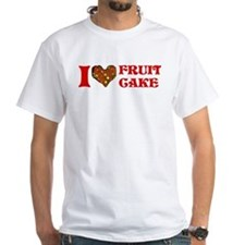 I Love Fruitcake Shirt