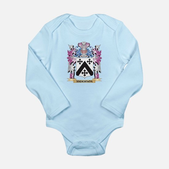 Anderson Coat of Arms (Family Crest) Body Suit