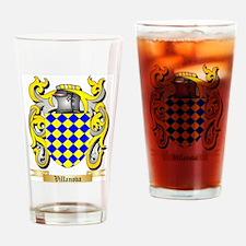 Villanova Drinking Glass