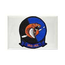 VAQ 143 Cobras Rectangle Magnet