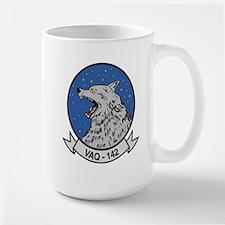VAQ 142 Gray Wolves Mug