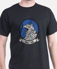 VAQ 142 Gray Wolves T-Shirt