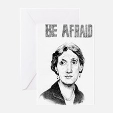 Whos Afraid? Greeting Cards