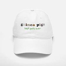 guinea pigs-best pets Baseball Baseball Baseball Cap