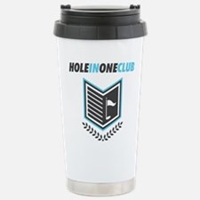 Cute Golfing hole in one Travel Mug