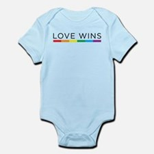 Love Wins Body Suit