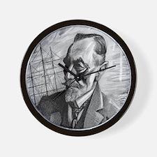 Joseph Conrad Wall Clock
