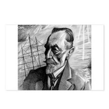 Joseph Conrad Postcards (Package of 8)