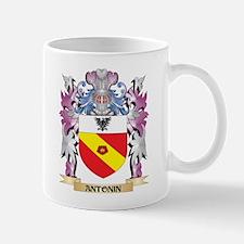 Antonin Coat of Arms (Family Crest) Mugs