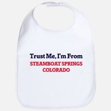 Trust Me, I'm from Steamboat Springs Colorado Bib