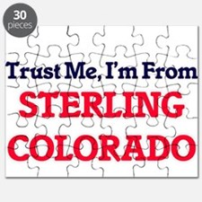 Trust Me, I'm from Sterling Colorado Puzzle