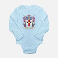 Appel Coat of Arms (Family Crest) Body Suit