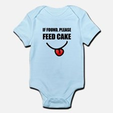 Found Feed Cake Body Suit