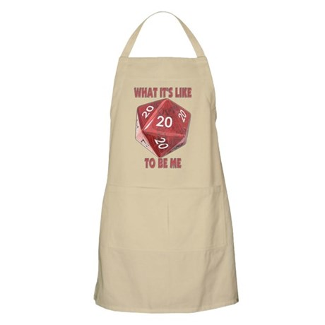 What It's Like To Be Me BBQ Apron