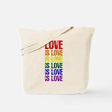 Love is Love is Love Tote Bag