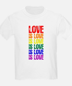 Love is Love is Love T-Shirt