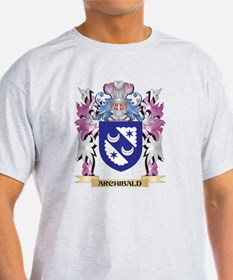 Archibald Coat of Arms (Family Crest) T-Shirt