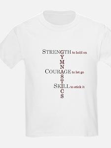 Strength, Courage, Skill T-Shirt