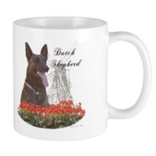 Dutchie-tulips Mug