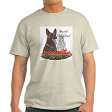 Dutchie-tulips Ash Grey T-Shirt