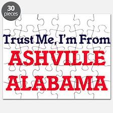 Trust Me, I'm from Ashville Alabama Puzzle