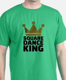 Square dance king T-Shirt