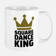 Square dance king Mug