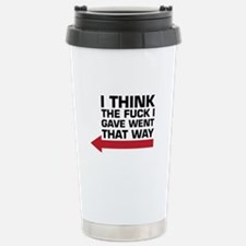 Cute Insulting Travel Mug
