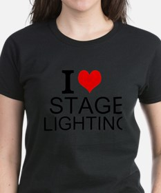 I Love Stage Lighting T-Shirt