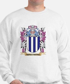 Armstrong Coat of Arms (Family Crest) Sweatshirt