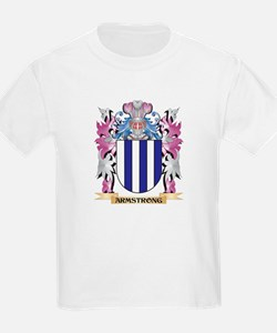 Armstrong Coat of Arms (Family Crest) T-Shirt