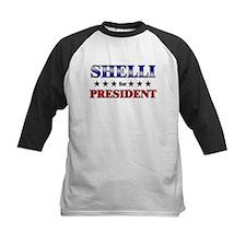 SHELLI for president Tee