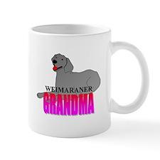 Weimaraner Grandma Mug