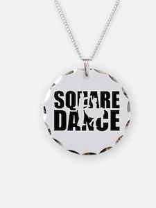 Square dance Necklace