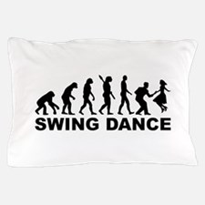 Evolution swing dance Pillow Case