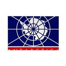 Antarctica Rectangle Magnet (100 pack)