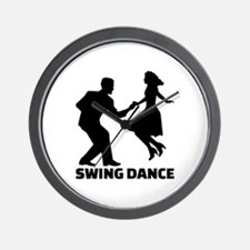 Swing dance Wall Clock